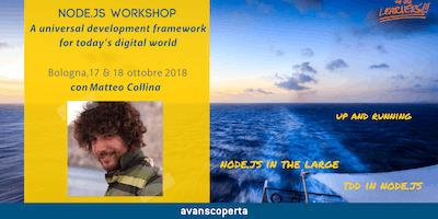 Node.js Workshop - Matteo Collina
