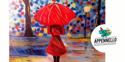 """Aperitivo Appennello: """"pioggia a colori"""""""