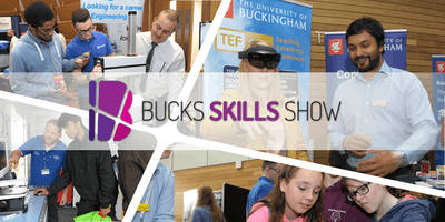 Bucks Skills Show 2019 - Exhibitor booking