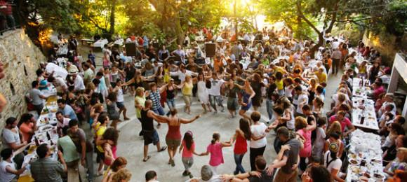 Paniyiri: London Greek Collective / Kourelou