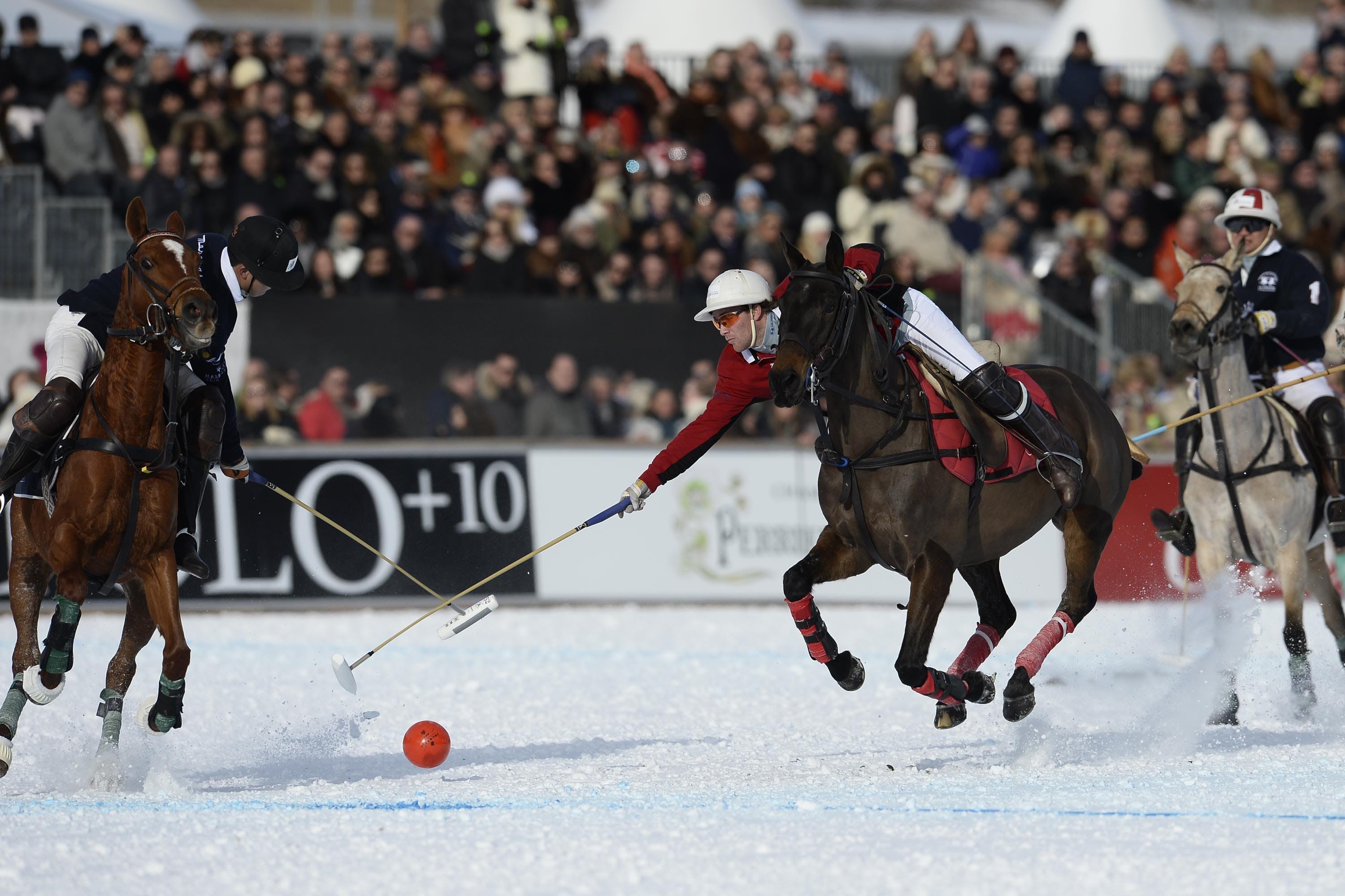 Snow Polo World Cup St. Moritz 25.-27.01.2019