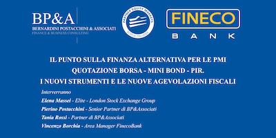 Il punto sulla finanza alternativa per le PMI