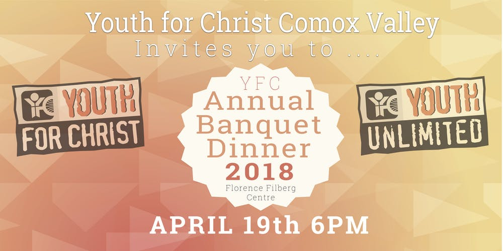 Youth for christ annual banquet 2018 tickets thu 19 apr 2018 at 6 youth for christ annual banquet 2018 tickets thu 19 apr 2018 at 600 pm eventbrite stopboris Images