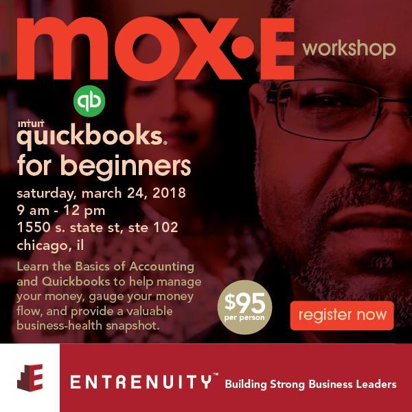 Mox.E Quickbooks Workshop