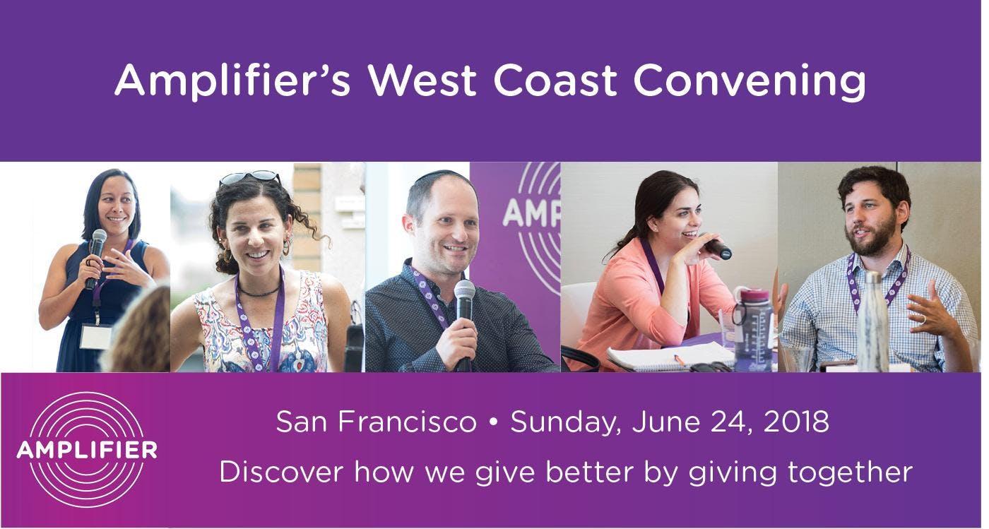 Amplifier's West Coast Convening