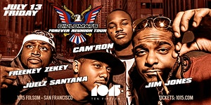 DIPSET (Cam'Ron, Jim Jones, Juelz Santana & Freeky...
