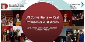 UN Conventions — Real Promises or Just Words?
