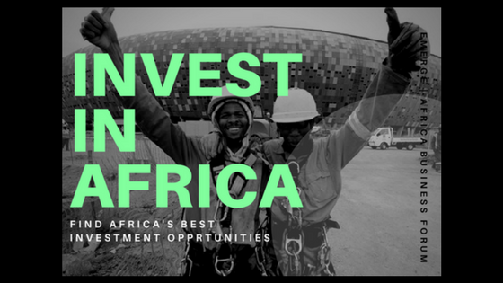 EMERGE   Invest in Africa Business Forum
