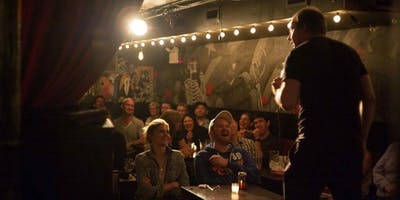 event image Stand-Up Comedy NYC- Discounted tickets & free drinks for some shows