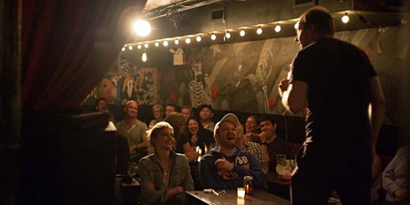 Stand-Up Comedy NYC- Discounted tickets & free drinks for some shows tickets
