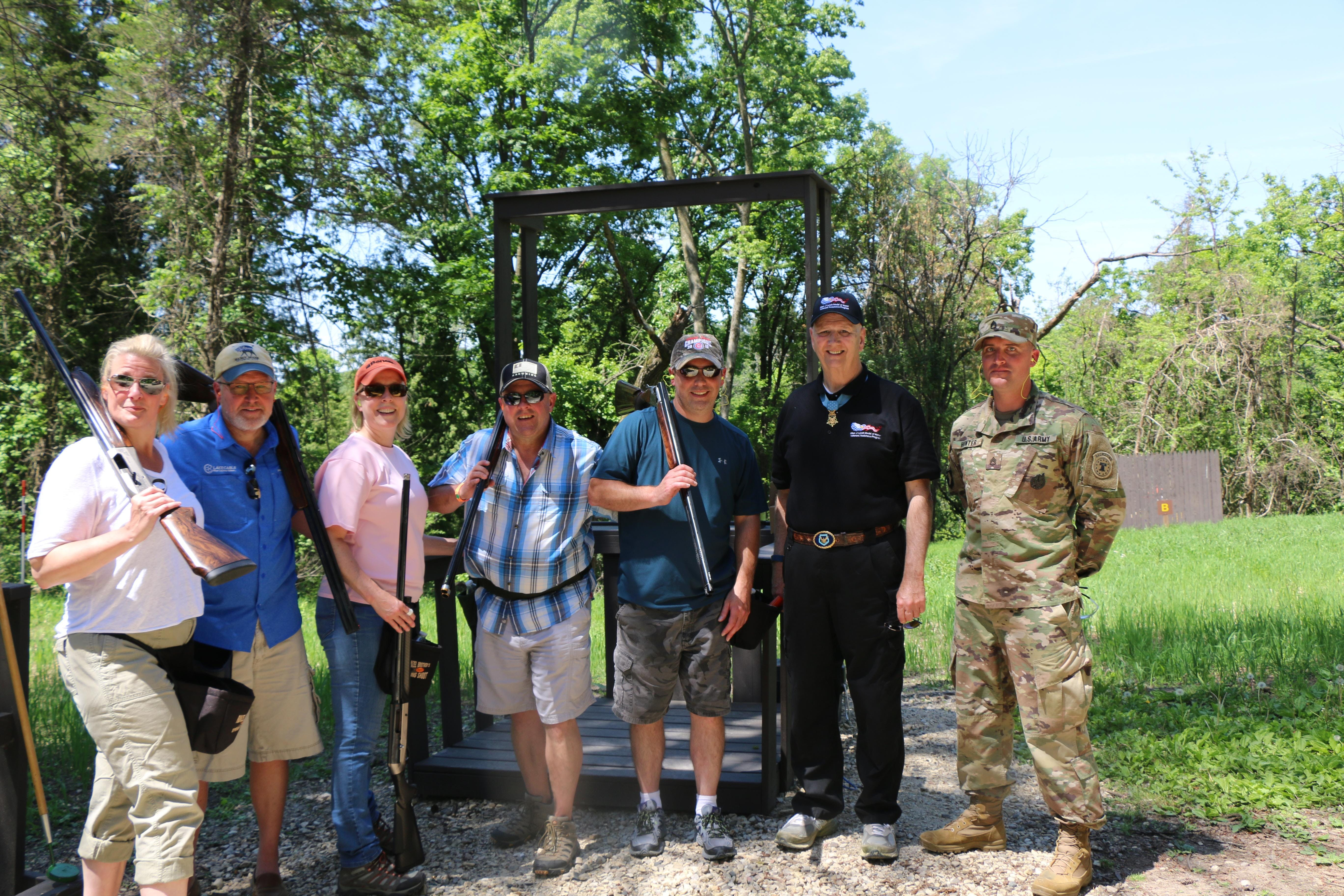 2018 Annual Sporting Clays Fundraiser