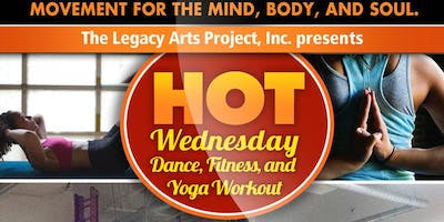 Hot Wednesday | Dance, Fitness and Yoga Workout