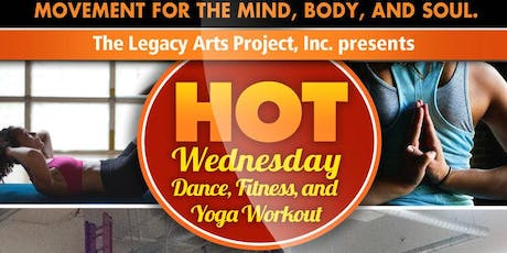 Hot Wednesday • Dance, Fitness and Yoga Workout tickets
