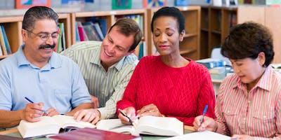 Learning: Basic English Writing Class (weekly)