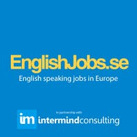 EnglishJobs.se+in+partnership+with+Intermind+