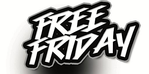 Polo Scott Presents: Free Fridays