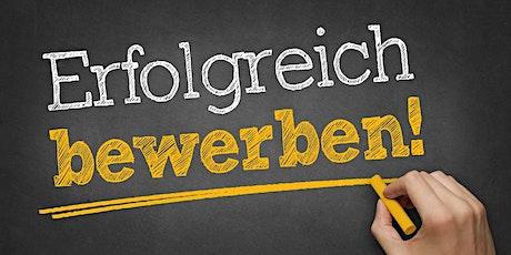 Bewerbungscoaching Infoveranstaltung AVGS Gera (Nachmittag) Tickets