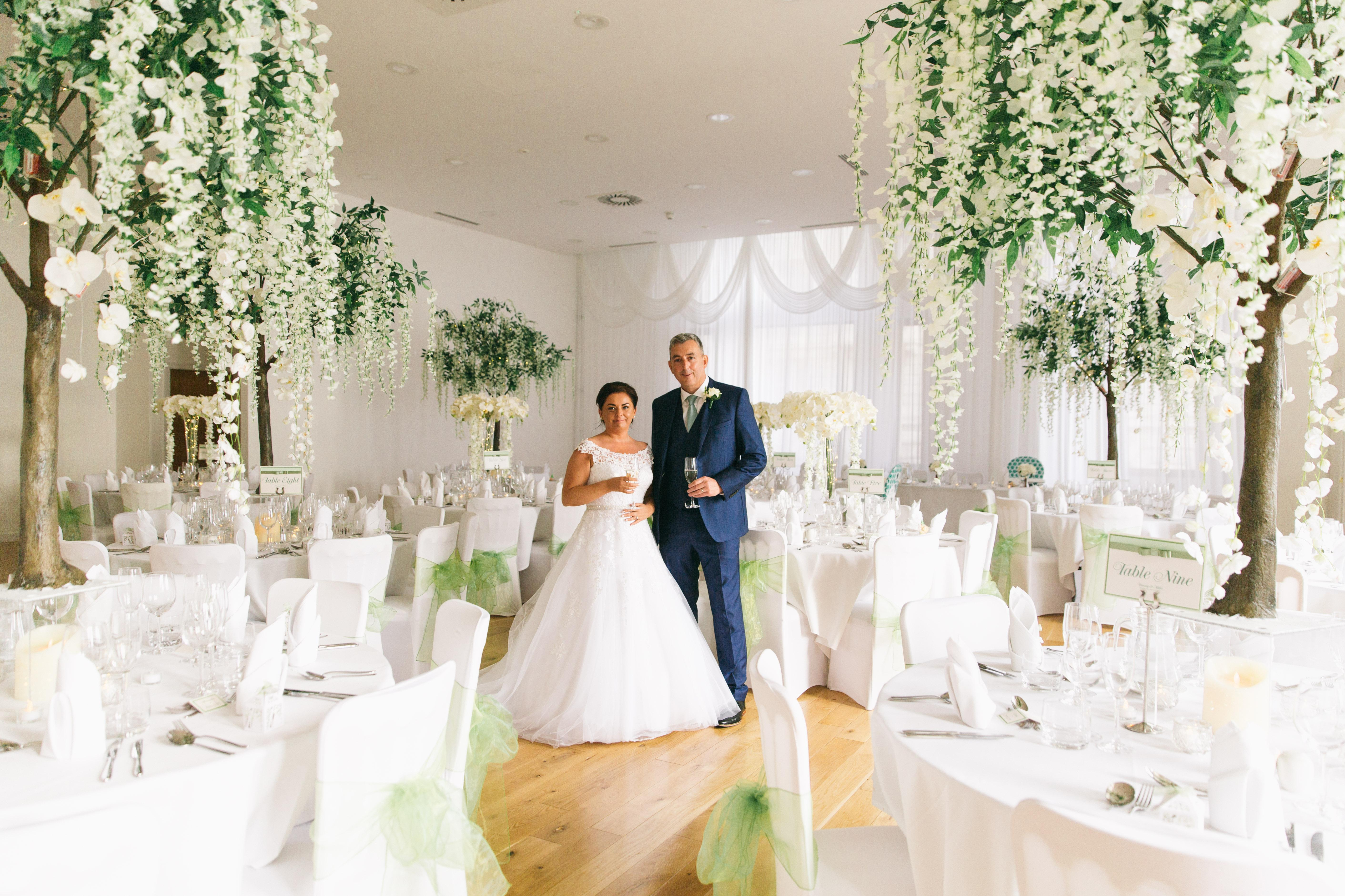 The Venue at The Royal Liver Building Wedding