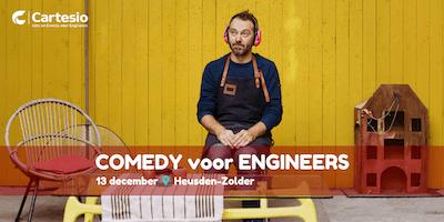Comedy voor Engineers - Henk Rijckaert