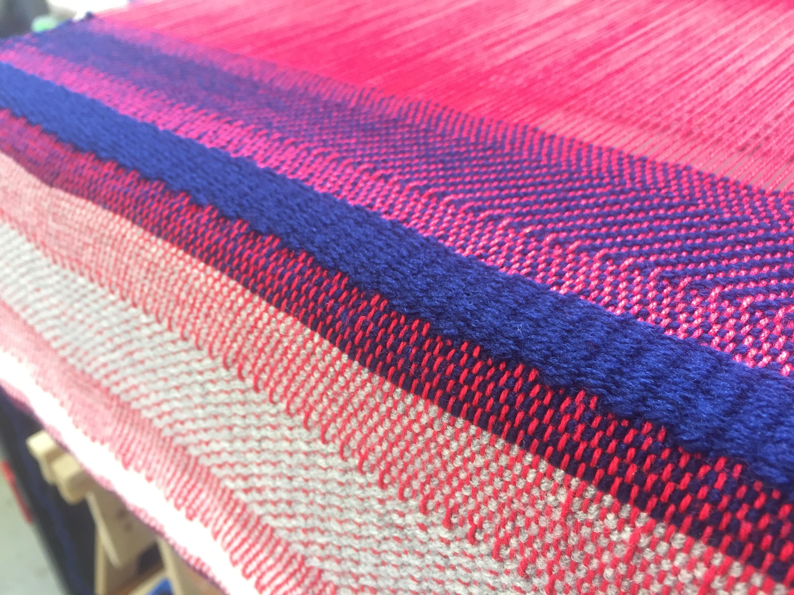 Weaving Basics - an introductory course + a l