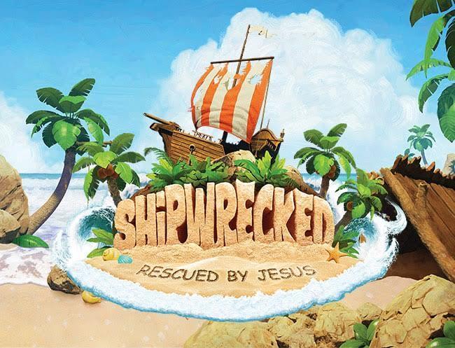 Vacation Bible Camp 2018 - Shipwrecked