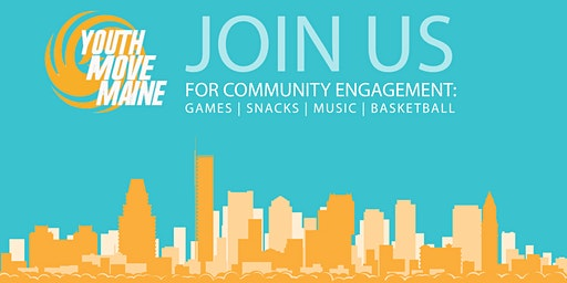 Youth Community Engagement Night: Games, Snacks, Music, Basketball