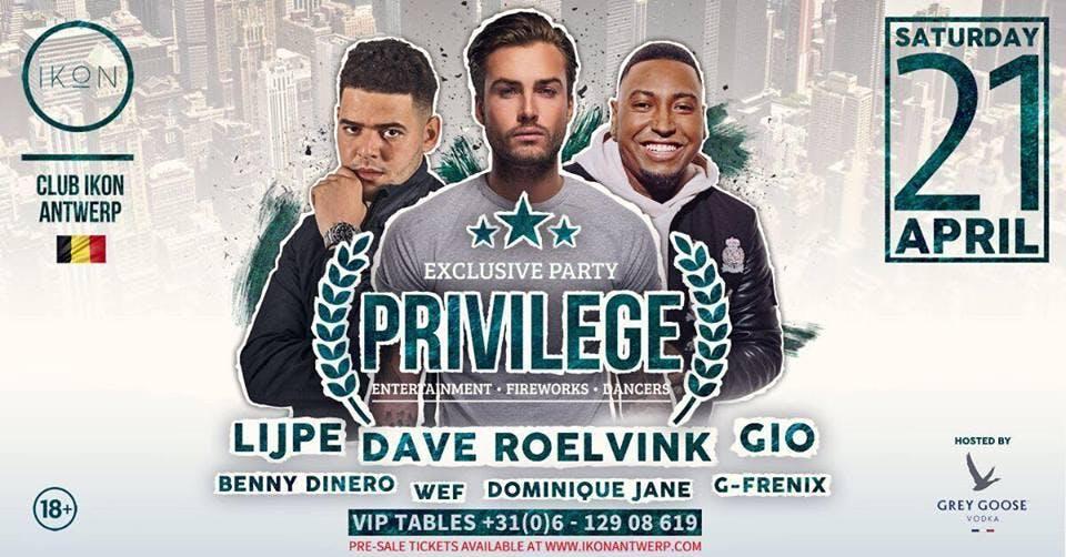 Privilege Events