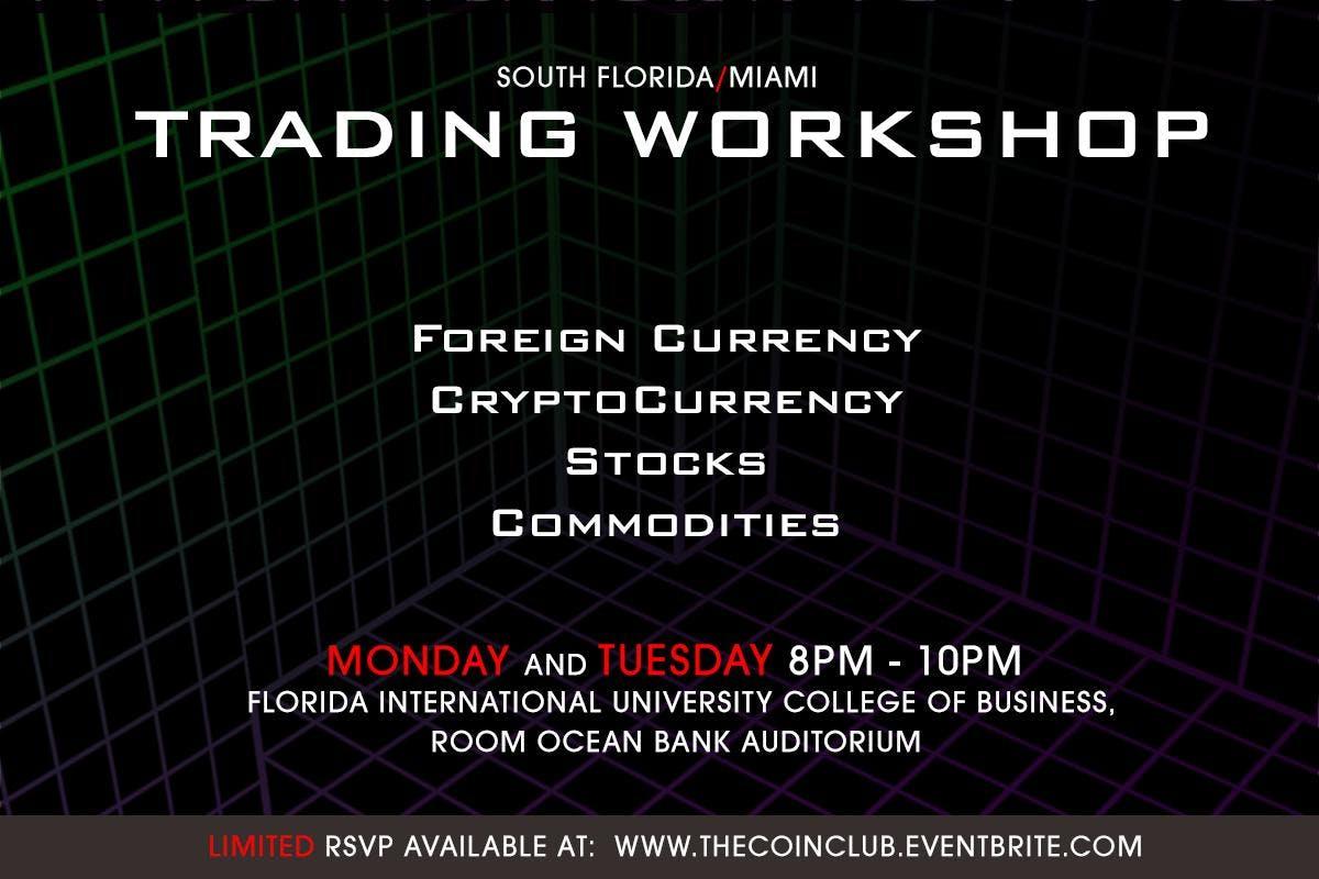 CoinClub Trading Workshop