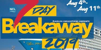 7Day Breakaway 2019