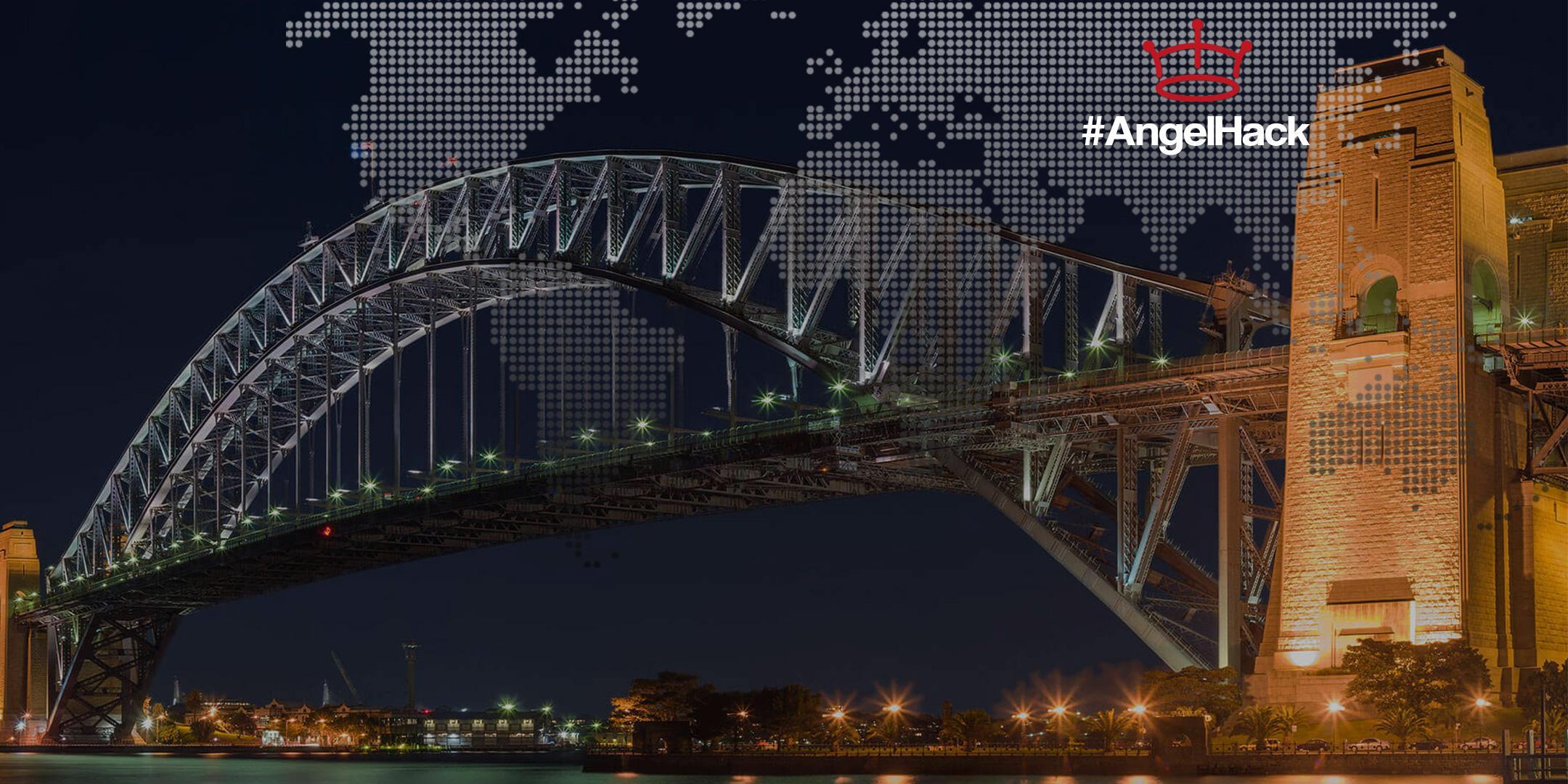 AngelHack Sydney Hackathon 2018