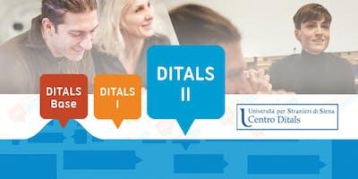 Corso di Preparazione DITALS II