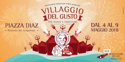 VILLAGGIO DEL GUSTO 2018 - PER BARESI E FORESTIERI