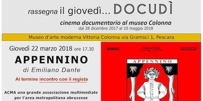 """I terremoti dell'Italia centrale come le fatiche di Sisifo ... 22 marzo '18 """"Appennino"""" di Emiliano Dante"""