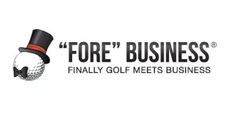 Wandsworth Chamber Golf Partnership with FORE Business tickets