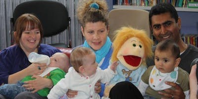 Lydney Library - Baby Bounce & Rhyme