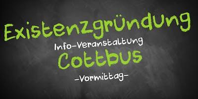 Existenzgründung Informationsveranstaltung Cottbus