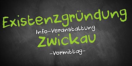 Existenzgründung Informationsveranstaltung Zwickau Tickets