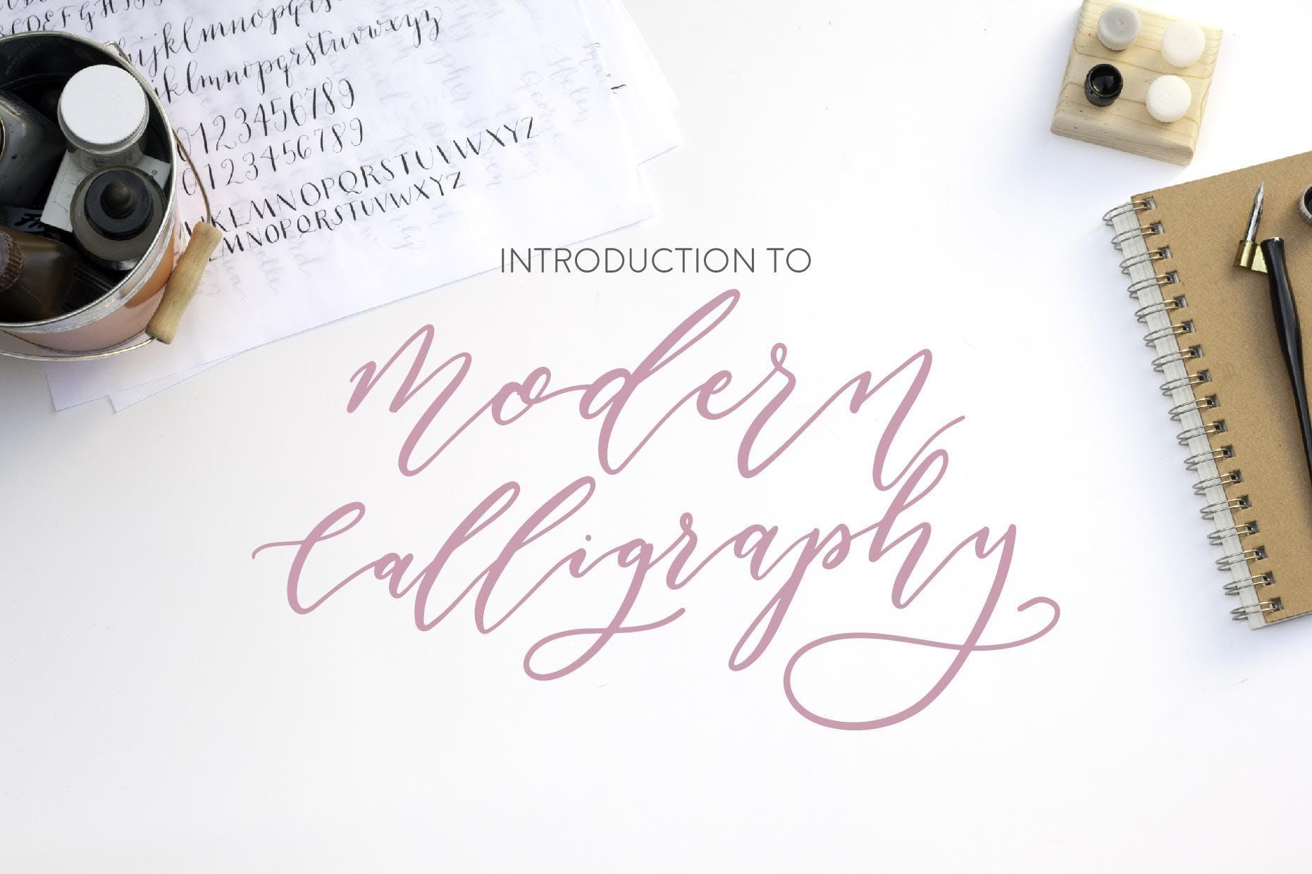 Introduction to modern calligraphy masterclass lagos nigeria 1
