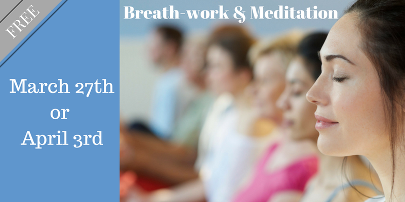 Eventbrite - Breathwork & Meditation