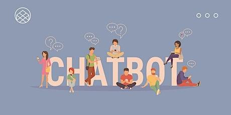 CHATBOT Creation & Integration Training: Class 101 tickets