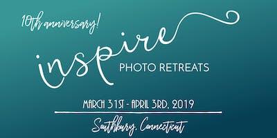 10th Anniversary Inspire Photo Retreats - 2019