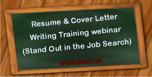 Ottawa Resume & Cover Letter Writing Training
