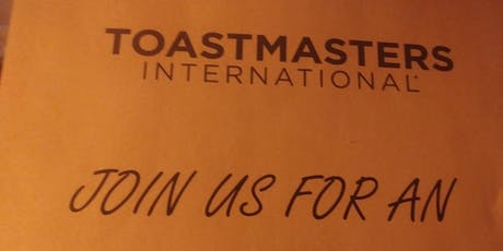 Toastmasters New Orleans tickets