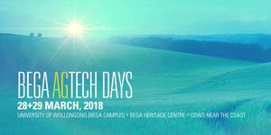 Bega AgTech Days : Building a startup: Can government...