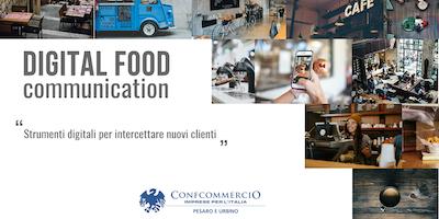 DIGITAL FOOD COMMUNICATION
