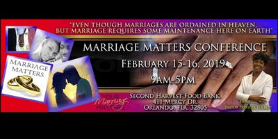 2nd Annual Marriage Matters Conference