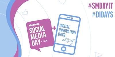 Mashable Social Media Day Italy + Digital Innovation Days 2018