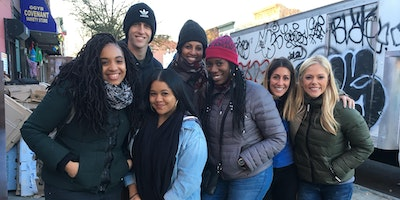 Pantry Volunteering at the Bed-Stuy Campaign Against Hunger
