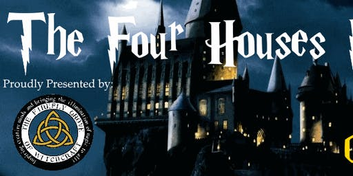 The Four Houses Masquerade