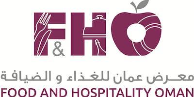 Food and Hospitality Oman 2019
